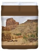 Desert Wash Duvet Cover