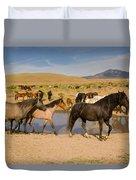 Desert Water Duvet Cover