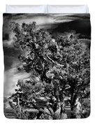 Deserted Tree Duvet Cover