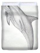 Desintigrating Porpoise Duvet Cover