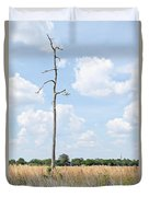Desolate Tree Duvet Cover