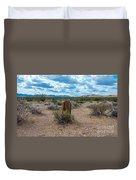 Desolation Duvet Cover