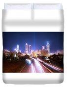 Destination Atlanta Duvet Cover