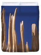 Detail Of Bristlecone Pine Duvet Cover