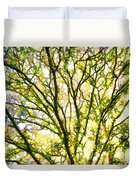 Detailed Tree Branches 1 Duvet Cover
