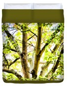Detailed Tree Branches 2 Duvet Cover