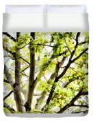 Detailed Tree Branches 3 Duvet Cover