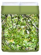 Detailed Tree Branches 4 Duvet Cover
