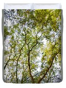 Detailed Tree Branches 5 Duvet Cover
