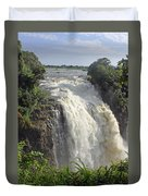 Devil's Cataract Duvet Cover