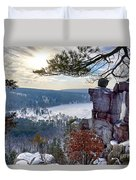 Devil's Doorway Duvet Cover