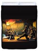 Devil's Doorway II Duvet Cover