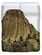 Devils Tower 6 Duvet Cover