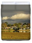 Devoran, Cornwall, Uk Duvet Cover