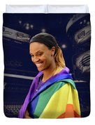 Dewanna Bonner Lgbt Pride 5 Duvet Cover