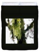 Dewy Moss Duvet Cover