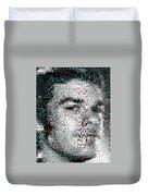Dexter Blood Splatter Mosaic Duvet Cover