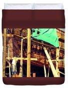 Dhower Duvet Cover