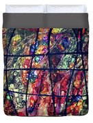 Diabolical Madness - V1cri78 Duvet Cover
