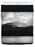 Diamond Lake  Duvet Cover
