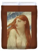 Diana, 1902 Duvet Cover