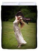 Diana, Goddess Of The Hunt #2 Duvet Cover