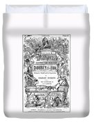 Dickens: Dombey And Son Duvet Cover