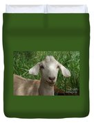Did You Bring Lunch Duvet Cover