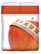 Diet Concep Duvet Cover