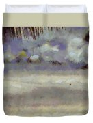Different Types Of Clouds Duvet Cover