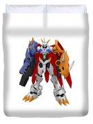 Digimon Duvet Cover