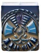 Digital Art Dial 2 Duvet Cover