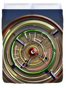 Digital Art Dial 4 Duvet Cover