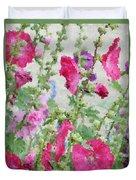 Digital Artwork 1417 Duvet Cover