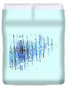 Digital Weave Duvet Cover