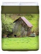 Dilapidated  Duvet Cover