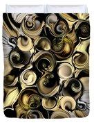 Dimension Vs Shape Duvet Cover