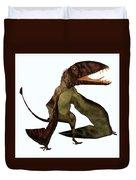Dimorphodon Pterosaur Duvet Cover