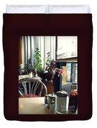 Diner Still Life 2  Duvet Cover