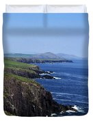Dingle Coast Near Fahan Ireland Duvet Cover