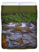 Dingmans Creek II Duvet Cover