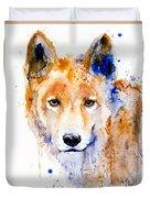 Dingo Duvet Cover
