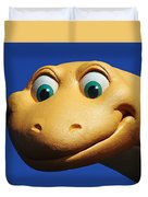 Dino Duvet Cover