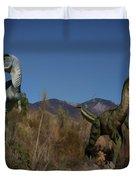 Dinosaur 10 Duvet Cover
