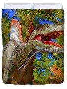 Dinosaur 12 Duvet Cover