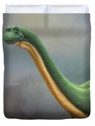 Dinosaur Valley State Park Duvet Cover