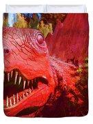 Dinosaurs 8 Duvet Cover