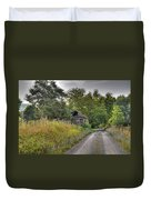 Dirt Roads Duvet Cover