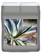 Dirty White Lily 1 Duvet Cover