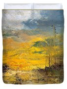 Discovery II Duvet Cover